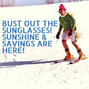 Sunshine&Savings