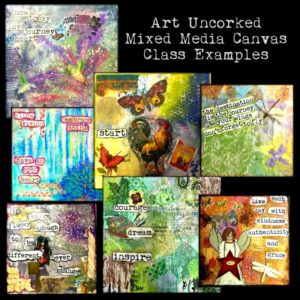 Art Uncorked Classes @ Char's Flying Fish Studio | Ironwood | Michigan | United States