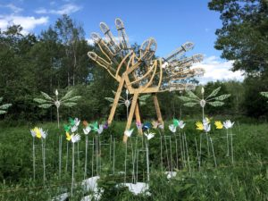 Art in the Miners Park 2017 @ Miners Memorial Heritage Park