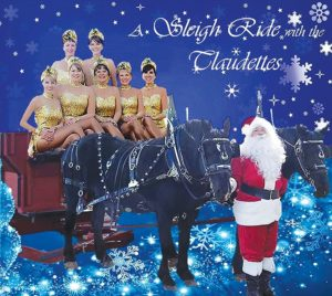 A Sleigh Ride with the Claudettes @ Historic Ironwood Theatre | Ironwood | Michigan | United States