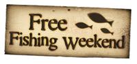 Michigan Free Fishing Weekend @ Michigan | Michigan | United States