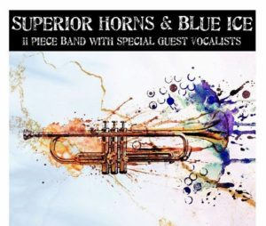 Superior Horns & Blue Ice @ Historic Ironwood Theatre | Ironwood | Michigan | United States