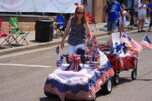 Bessemer 4th Children's Parade @ S. Sophie St.   Bessemer   Michigan   United States