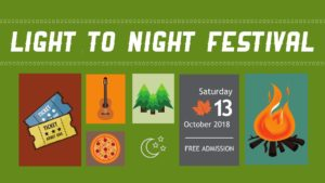 Light to Night Festival @ Copper Peak | Ironwood | Michigan | United States