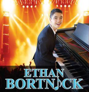 Ethan Bortnick @ Historic Ironwood Theatre | Ironwood | Michigan | United States