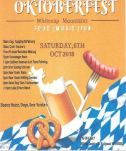 Oktoberfest @ Whitecap Mountain Ski Resort | Upson | Wisconsin | United States